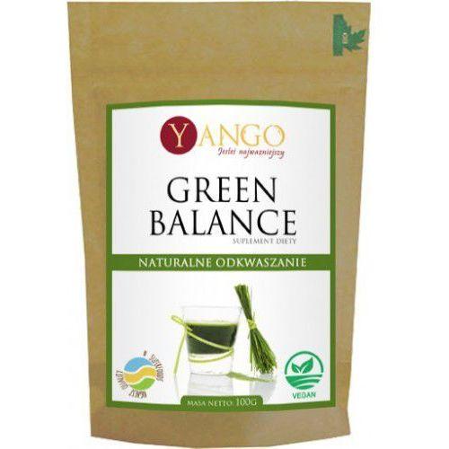 Green Balance - 100g. (11 składników alkalizujących) Yango