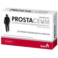 Tabletki PROSTACEUM x 30 tabletek