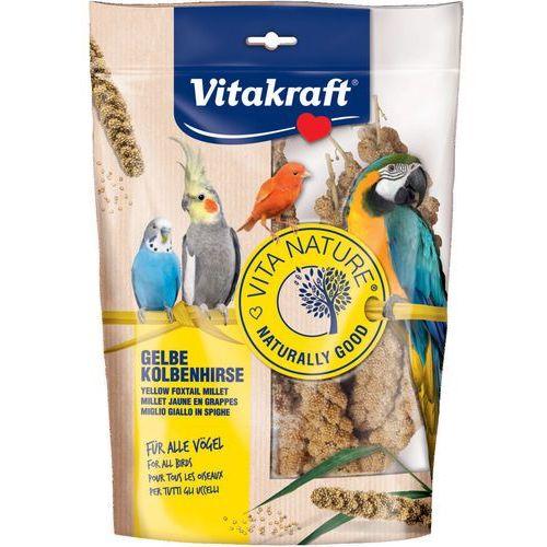 VITAKRAFT Proso senegalskie w kolbach dla ptaków 300g (4008239212993)