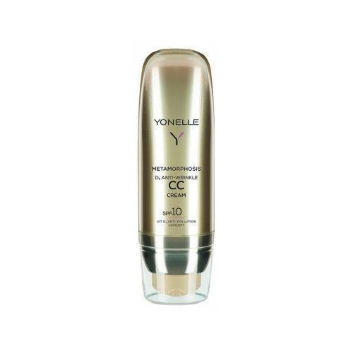 Yonelle Metamorphosis D3 Anti-Wrinkle CC Cream SPF10 (W) przeciwzmarszczkowy krem BB 2 Neutral 50ml