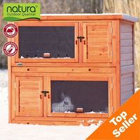 Trixie klatka dla królików 'natura' 2 piętrowa - darmowa dostawa od 95 zł!