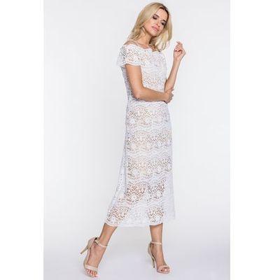fe8aa0678f Suknie i sukienki Paola Collection kolekcja wiosna 2019 - Oladi.pl