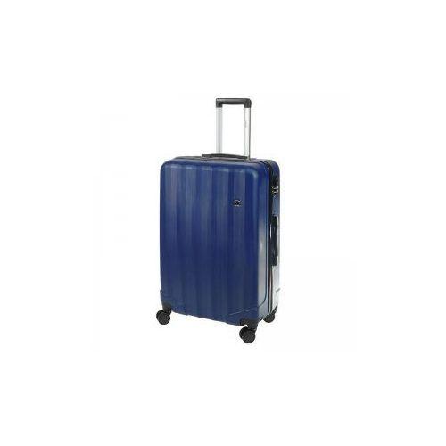 dielle D90 BLUE WALIZKA ABS 4K L DUŻA 76 CM, D90-BLUE-duza