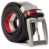 Pasek Męski TOMMY JEANS - Tjm Corp Leather Rev 3.5 Corp AM0AM06169 0F9