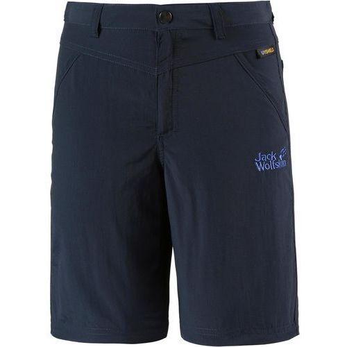JACK WOLFSKIN Spodnie sportowe 'SUN' granatowy (4055001067206)