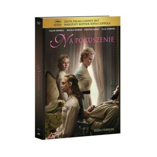 Filmostrada Na pokuszenie (dvd) + książka