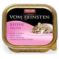 Anim. cat pasztet kitten 100g - drób marki Animonda