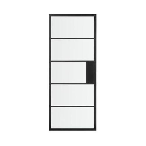 Skrzydło przesuwne CHLOE Czarne 80 Uniwersalne ARTENS (3276000240020)