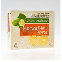 Tabletki Morwa Biała Forte 30tabl. COLFARM