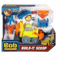 bob mówiąca koparka zbuduj mnie marki Mattel