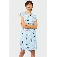 Sukienka z krótkim rękawem 8K38AV Oferta ważna tylko do 2023-08-20