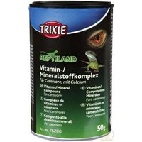 zestaw witamin i substancji mineralnych z wapniem 50 g - darmowa dostawa od 95 zł! marki Trixie