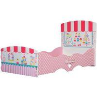 Kidsaw łóżko dla dziewczynki - seria PatisseriE