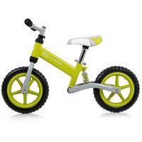 Rowerek biegowy KINDERKRAFT Evo Zielony - produkt z kategorii- rowerki biegowe