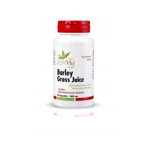 Barley Grass Juice 480 mg / 90 kapsułek