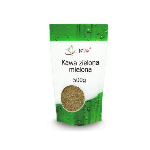 VIVIO Kawa Zielona Mielona - 500g