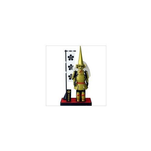 Miniatura samuraj w zbroi Maeda Toshiie SB-7