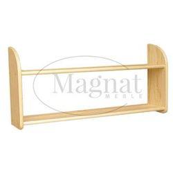Półki  Magnat - producent mebli drewnianych i materacy Meblemagnat