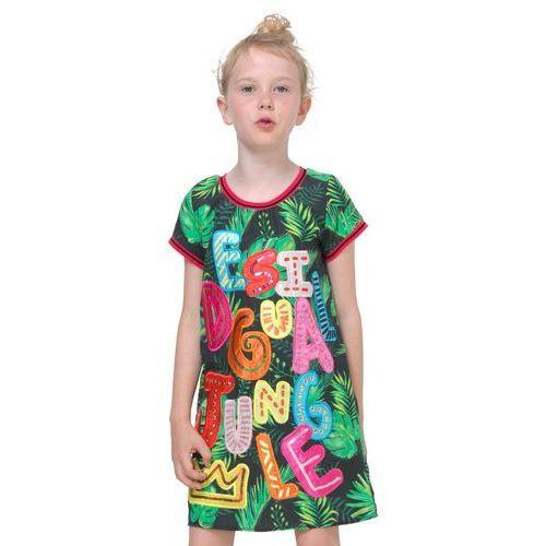 7d334078c0 Sukienka dziewczęca cheyenne 152 wielokolorowy (Desigual) - sklep ...