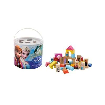 Zabawki drewniane Frozen 5.10.15.