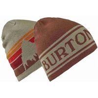czapka zimowa BURTON - Mns Billboard Bnie Hawk-Chstnt (200)