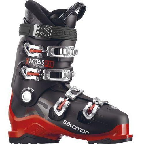 x access r70 - buty narciarskie r. 26/26,5 cm marki Salomon