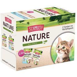 Karmy i przysmaki dla kotów  Schmusy Zooplus