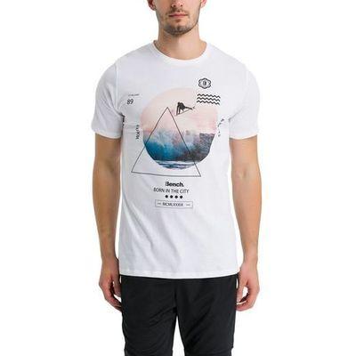 T-shirty męskie BENCH Snowbitch
