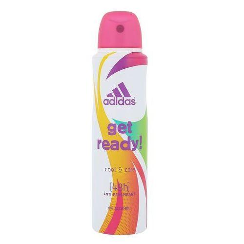 get ready! for her 48h antyperspirant 150 ml dla kobiet marki Adidas