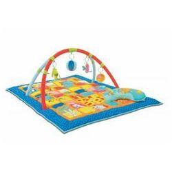 Mata edukacyjna dla dzieci z poduszką marki Taf toys