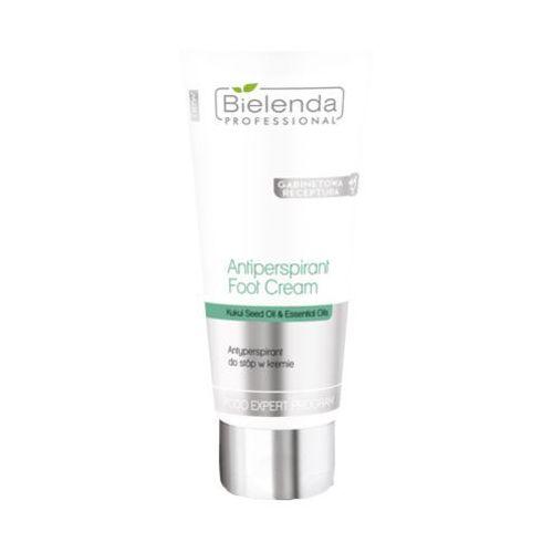Bielenda professional antiperspirant foot cream antyperspirant do stóp w kremie (50 ml)