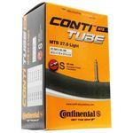 Continental Dętka MTB LIGHT 27,5'' wentyl presta 42mm (4019238623550)