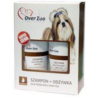 Over Zoo Świąteczny Dwupak Szampon + Odżywka dla Shih Tzu + Sznurek! (5900232785902)