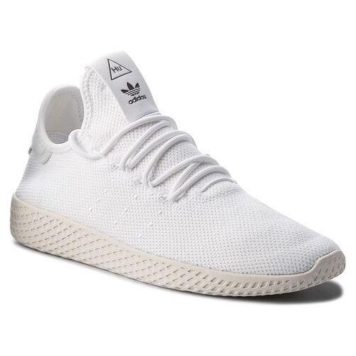 Buty adidas PW Tennis HU kolor biały ▷ Męskie ▷ Sklep