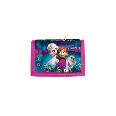 Portfele dziecięce Frozen 5.10.15.