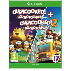 Overcooked! + Overcooked! 2: Rozgotowani! XONE