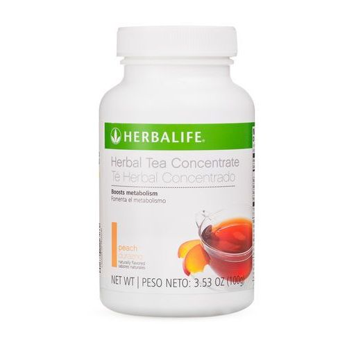Herbalife Herbatka rozpuszczalna 100g Brzoskwiniowa