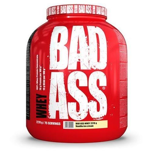 BAD ASS Whey - 2270g - Pineapple Lemon