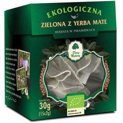 Zielona herbata  DARY NATURY - test biogo.pl - tylko natura
