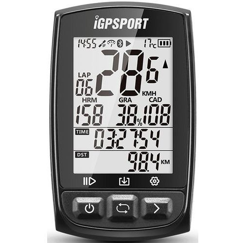 Licznik rowerowy IGPSPORT GPS IGS50E/B (6970817350305)