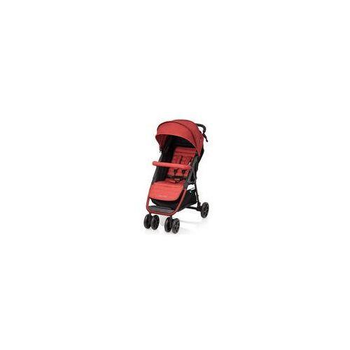 Wózek spacerowy click (pomarańczowy) Baby design