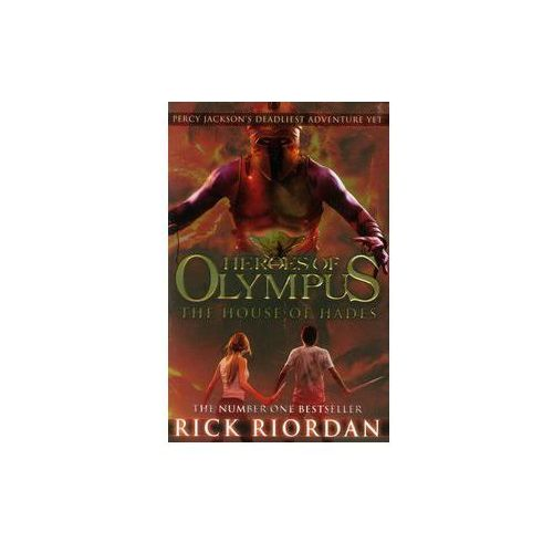 The Heroes of Olympus The House of Hades, Puffin Books
