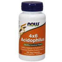 Kapsułki Acidophilus 4X6 120 kaps.