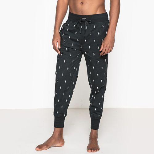 Spodnie od piżamy z nadrukiem logo