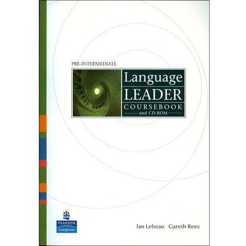 Language Leader Pre-Intermediate Coursebook (+ CD), oprawa miękka