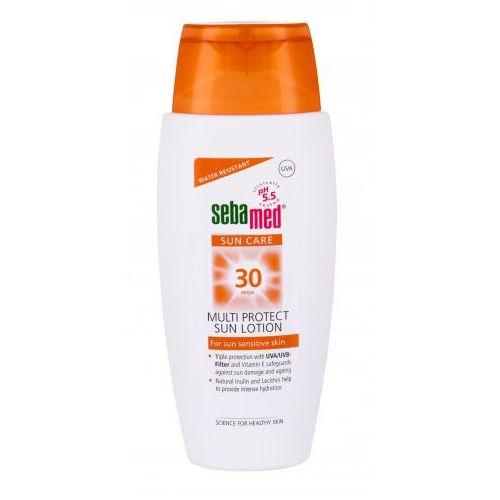 SebaMed Sun Care Multi Protect Sun Lotion SPF30 preparat do opalania ciała 150 ml unisex - Promocyjna cena