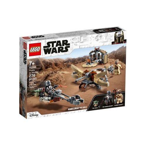Lego STAR WARS Kłopoty na tatooine trouble on tatooine 75299