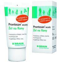 B.braun Prontosan acute żel na rany 30g - data ważności 30-09-2019r.