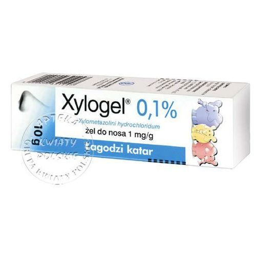 Xylogel 0.1% żel 10 g