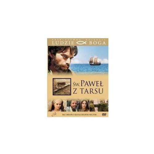Praca zbiorowa Św. paweł z tarsu + film dvd